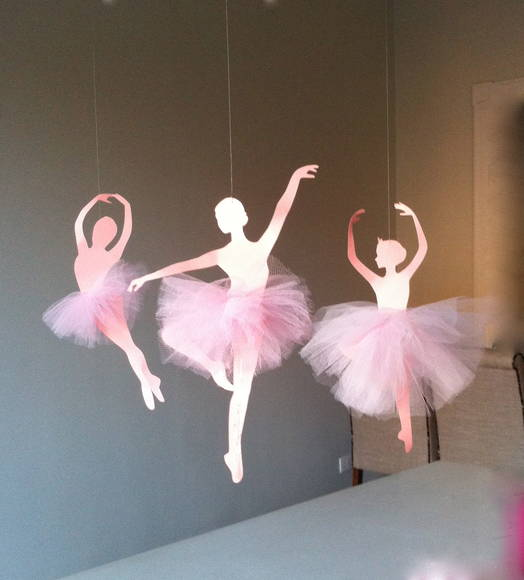 Decorar Salon Barato Bailarina - Conjunto De 4 Poses No Elo7 | Tutu Party Shop
