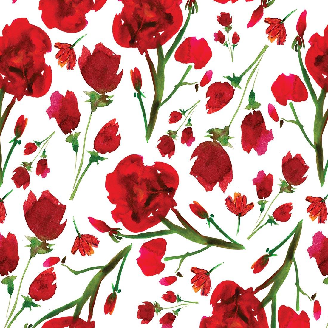 Cute Baby Wallpaper For Whatsapp Dp Papel De Parede Floral Estampado Rosa Ve Jmi Decor Elo7