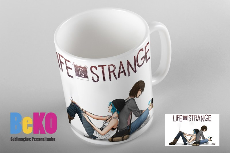 Large Of Life Is Strange Mug
