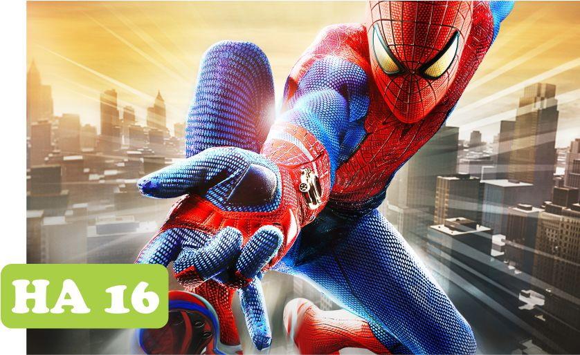Amazing Spider Man 3d Wallpaper Homem Aranha Adesivo Papel Parede No Elo7 Central Do