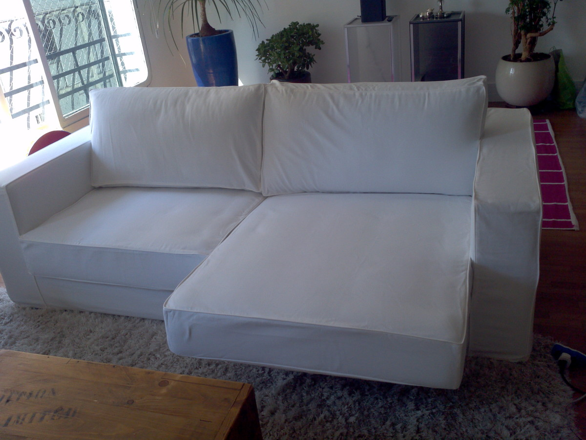 Sofa Retratil E Reclinavel Impermeavel Capa Sob Medida Sarja Aquablock No Elo7 Llaure Capas