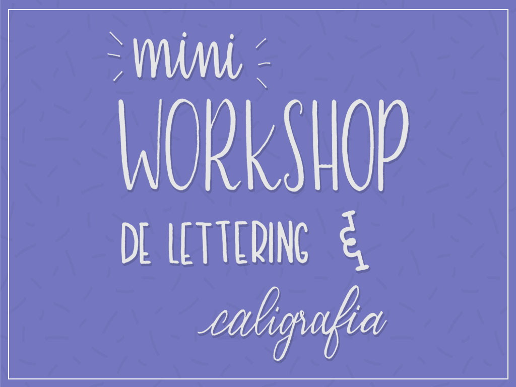 Alfabeto Falsa Caligrafia Apostila Workshop Lettering