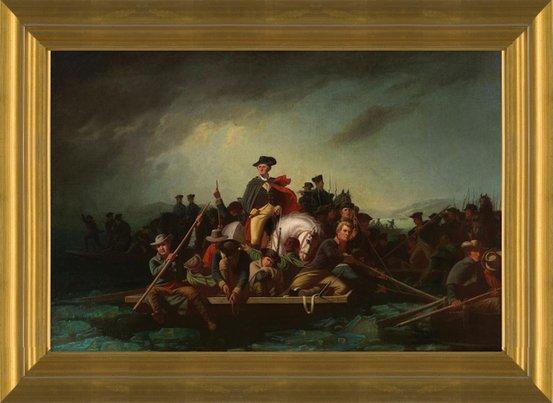 Art Prints of Washington Crossing the Delaware, 1856 by George Caleb