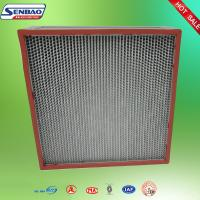 Hvac System Cassette Hepa H13 Filter Air Conditioning