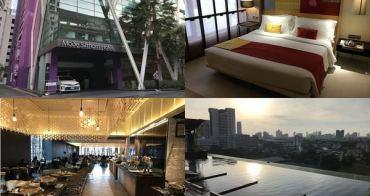 [曼谷] Mode Sathorn Hotel - BTS Surasak站一分鐘、新潮泰風設計飯店