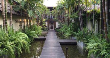 [清邁] 古城區 Fah Lanna Spa - 隱藏清邁古城中的秘密庭園,中價位、免費接送