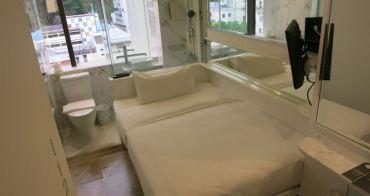 [香港] 中環迷你酒店Mini Hotel - 位置優越,浴室需要再加強的超小型房間