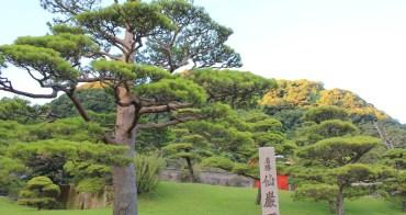 鹿兒島|仙巖園 - 鹿兒島必訪景點、欣賞櫻島絕景的首選位置