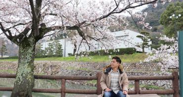 鳥取 鳥取城跡、久松公園 - 鳥取市賞櫻秘境推薦,櫻花盛開與斷壁殘垣之間的美麗