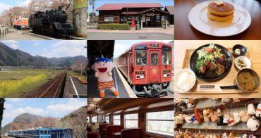 鳥取|若櫻鐵道之旅 - 搭觀光列車、老街散策、秘境美食、鳥取第一名的美味鬆餅!