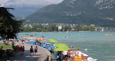 安納西|安納西湖 Lac d'Annecy - 搭船瀏覽歐洲最純淨的湖泊,Auberge du Lac餐廳及Château de Menthon-Saint-Bernard延伸景點推薦