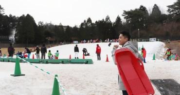 神戶|六甲山雪上樂園 - 來神戶也可以滑雪,大人小孩都適合的玩雪天堂!