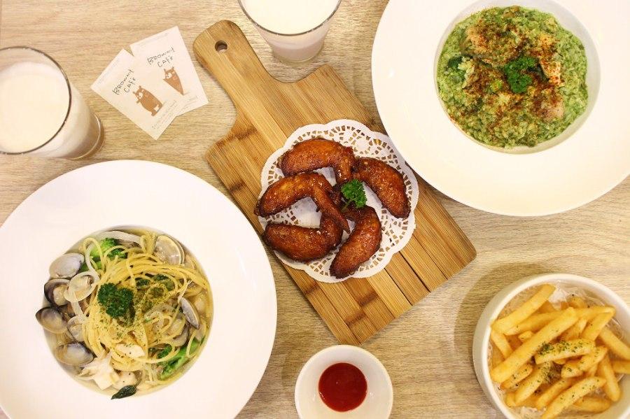 台南 聚餐好所在,調和順口餐點好美味 台南市歸仁區|布朗尼咖啡店