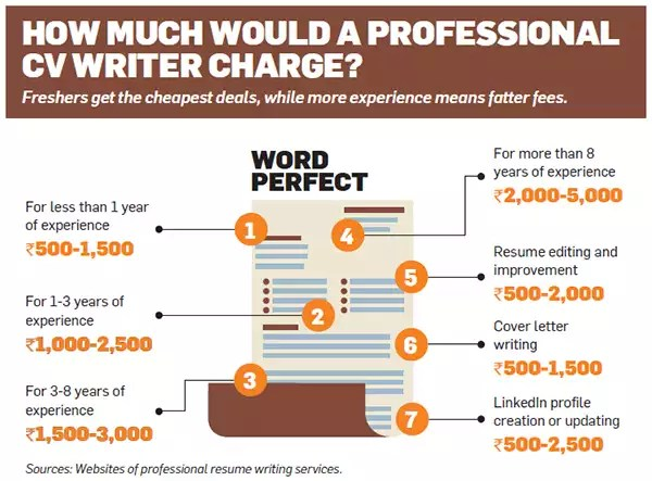 Job Looking for a job? Here\u0027s why a professional should write your