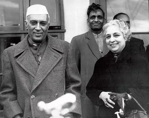 Jawaharlal Nehru A Stickler For Protocol And Penny