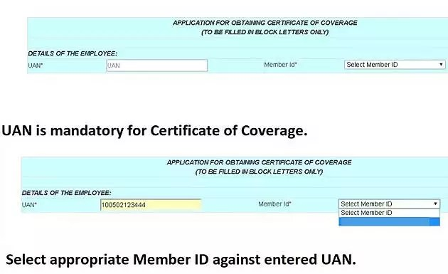 Working abroad? Now get EPFO certificate of coverage online to