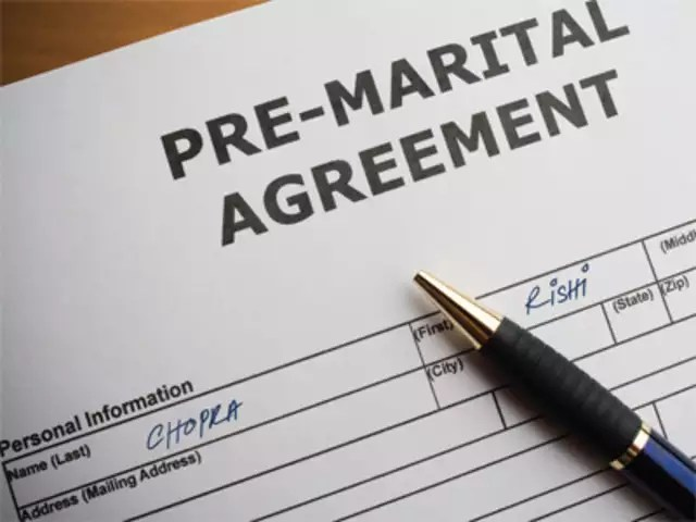 Divorce Are prenuptial agreements valid and enforceable in India