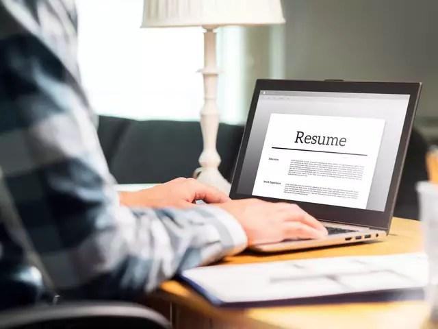 résumé Want to change your job in 2019? Here\u0027s what your résumé