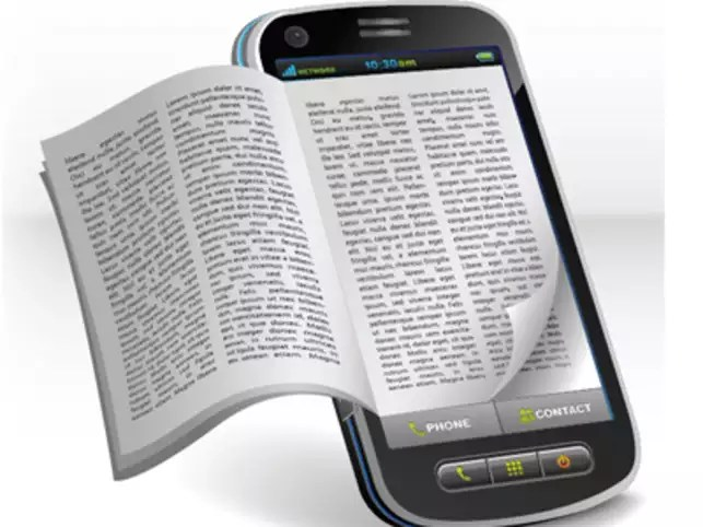 BlackBerry How to turn your smartphone into an e-book reader - The