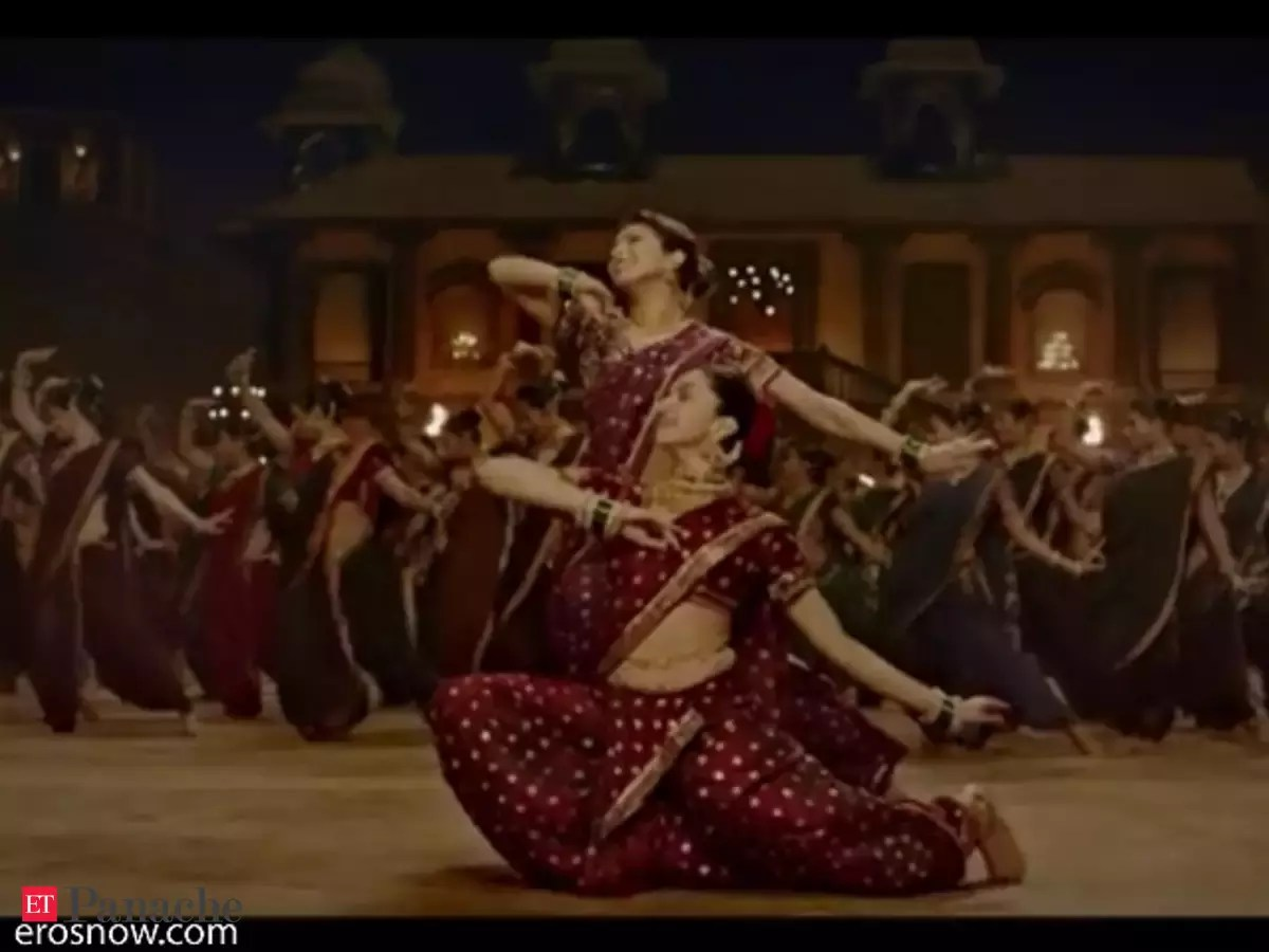 Deewani Mastani Video Song Download In Tamil Pinga From Bajirao Mastani Released The Economic Times
