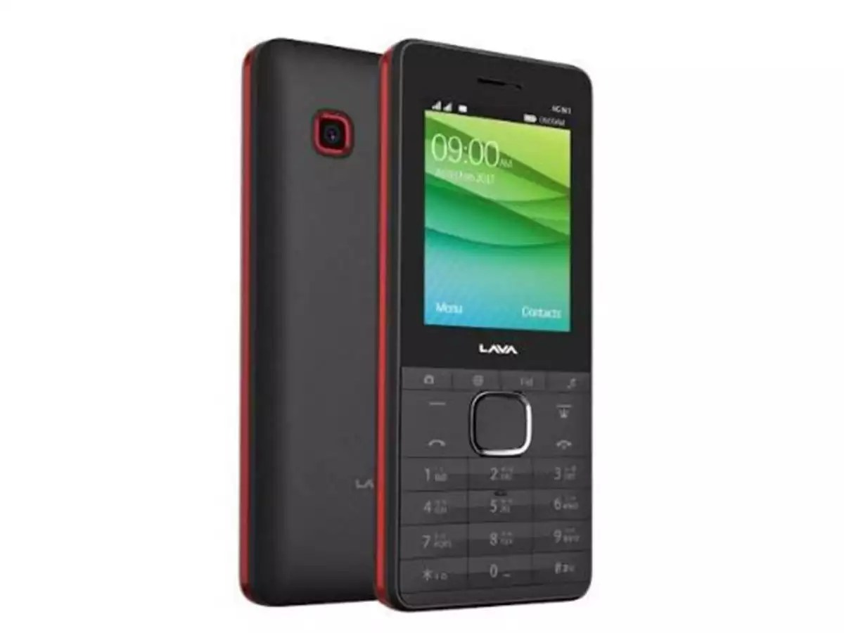 Labi Möbel Lava Launches 4g Enabled Feature Phone For Rs 3 333 The Economic