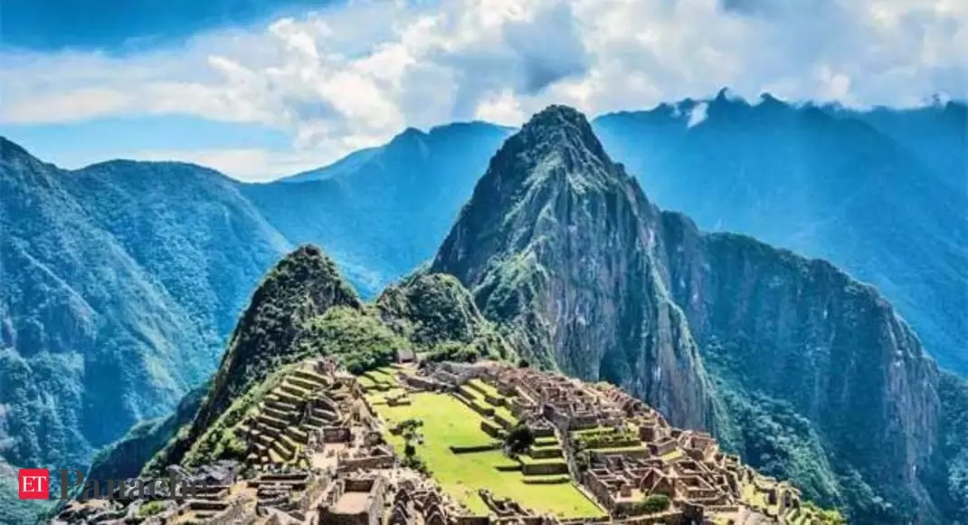 Machu Picchu From Lima The City Of Balconies To The