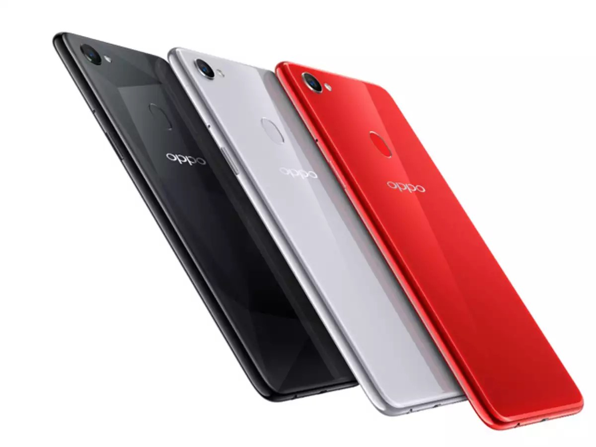 Launch Möbel Oppo F7 Price Specs Oppo F7 With Notch Style Display Launched