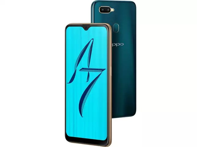 A7 Oppo A7 review Waterdrop notch display, sleek design