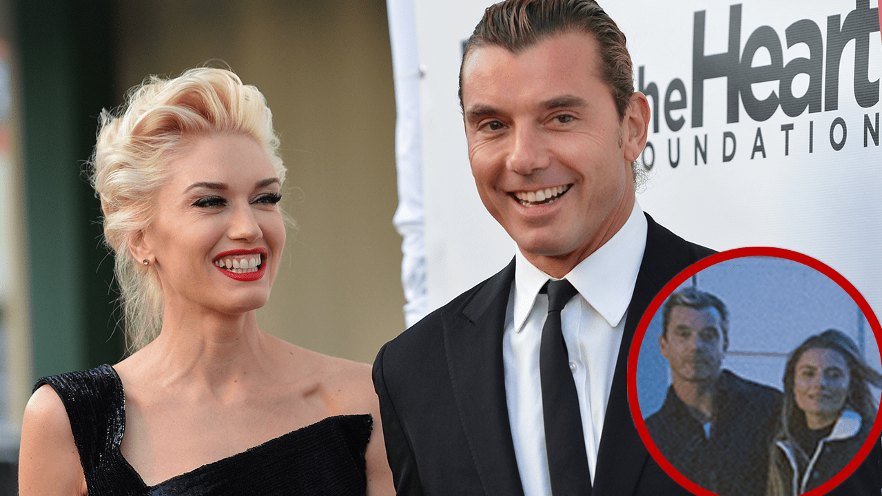 Le Mans Auszug Gavin Rossdale Moves On From Gwen Stefani With 27 Year Old Model