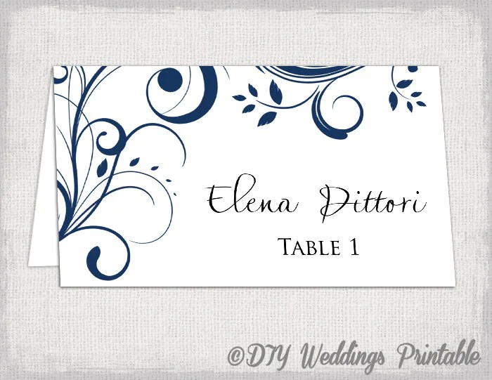 wedding tent card template - Manqalhellenes - free wedding place card template