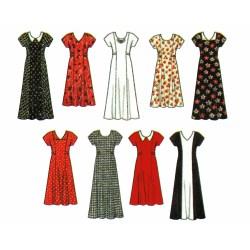 Smashing S By Leaf Design Your Own Dress Pattern Princess Seam Tie Back Short Sleeve Design Your Own Dress Kids Design Your Own Dress Shoes