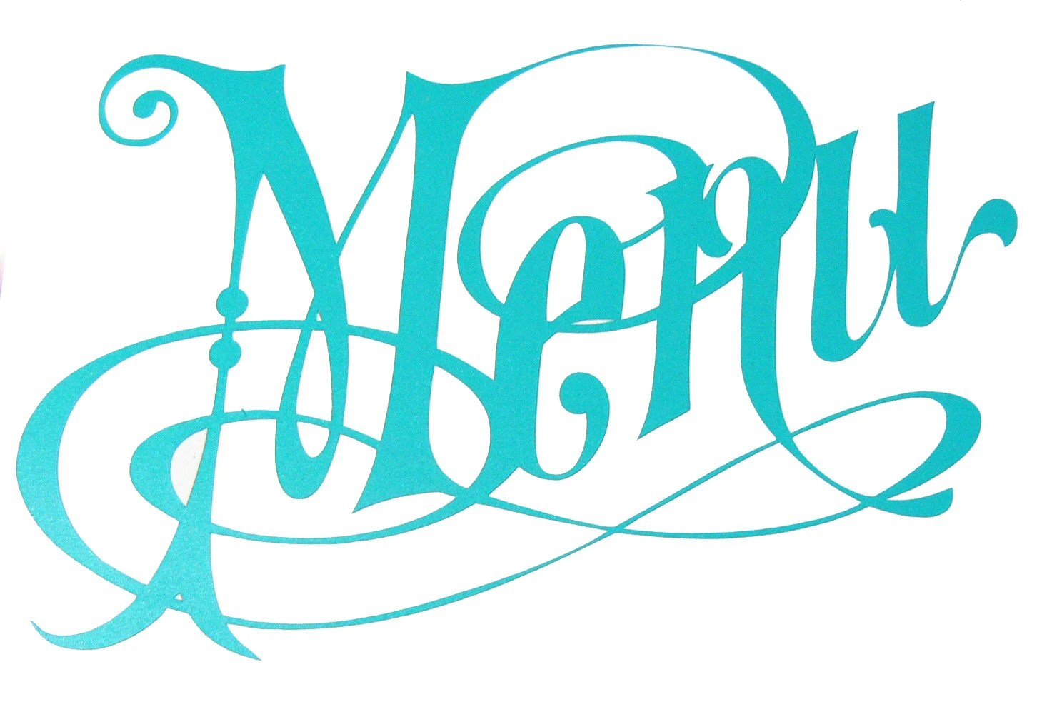 91+ The Word Art In Fancy Writing - Calligraphy Clipart Alphabet