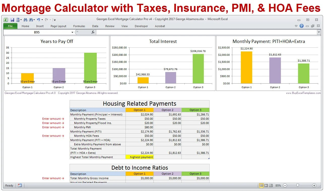 pay additional principal on home loan calculator - My Mortgage Home Loan