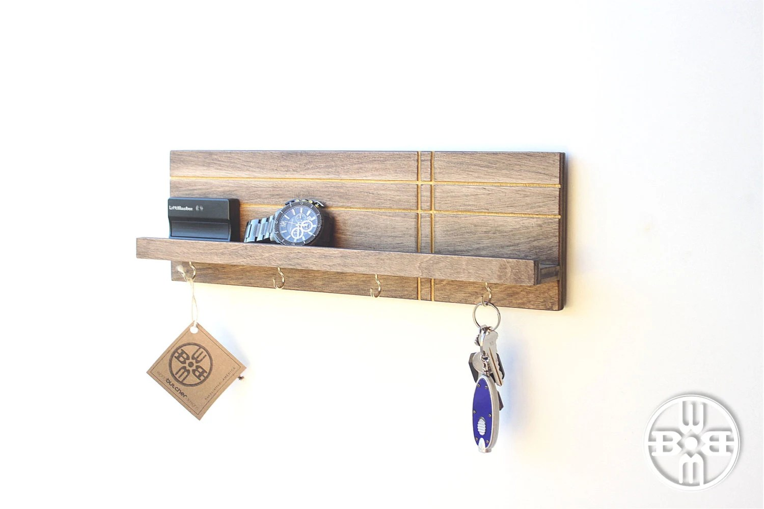Key Holder For Wall Entryway Organizer Key Rack Gifts For