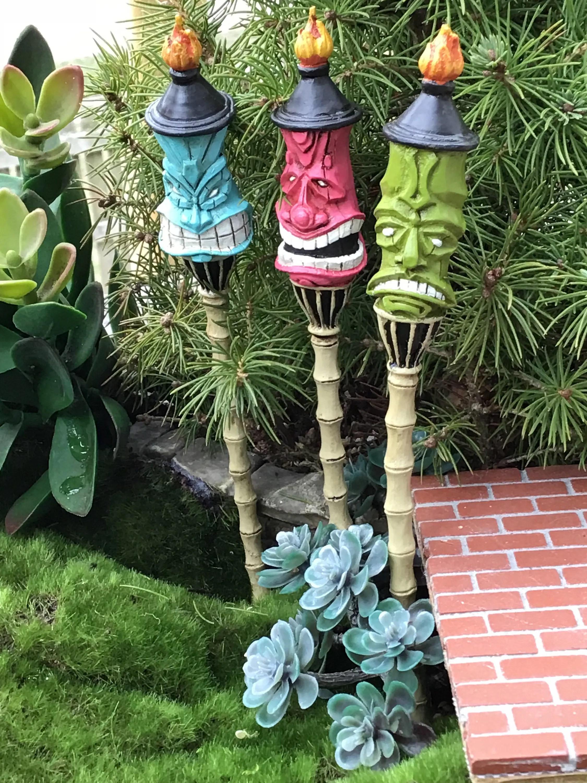 Lovable Gallery Photo Gallery Photo Gallery Photo Gallery Photo Sale Mini Tiki Torch Mini Garden Tiki Set Mini Garden Stakes Mini Garden Stool garden Mini Garden Set