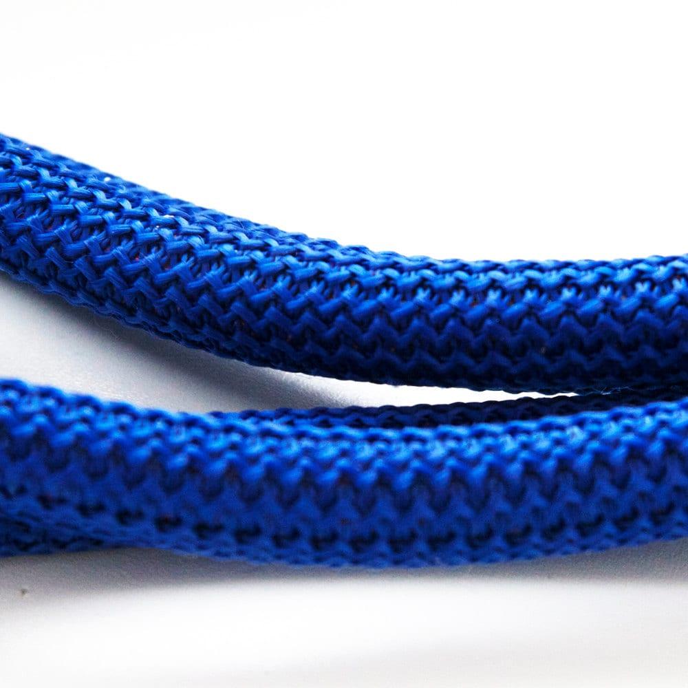 9 10mm Blue Braided Nautical Paracord Blue Braided Rope Cord