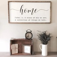 Home definition sign home quote sign home sign A story of