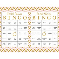 Small Crop Of Bridal Shower Bingo