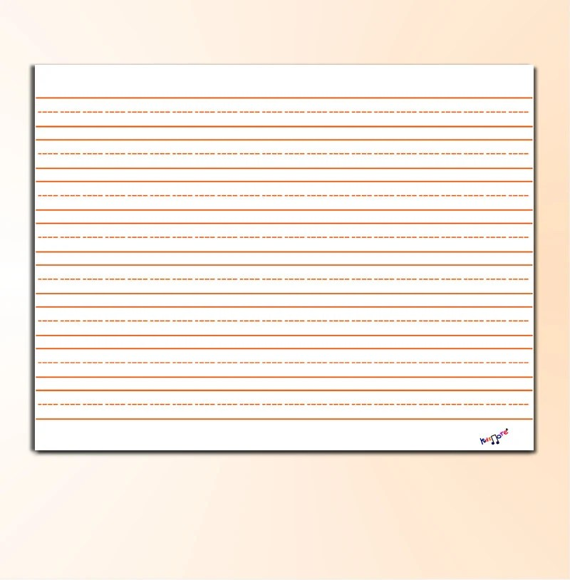 primary school writing paper - Intoanysearch - blank lined paper template