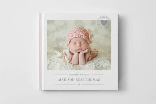 Medium Of Baby Photo Album