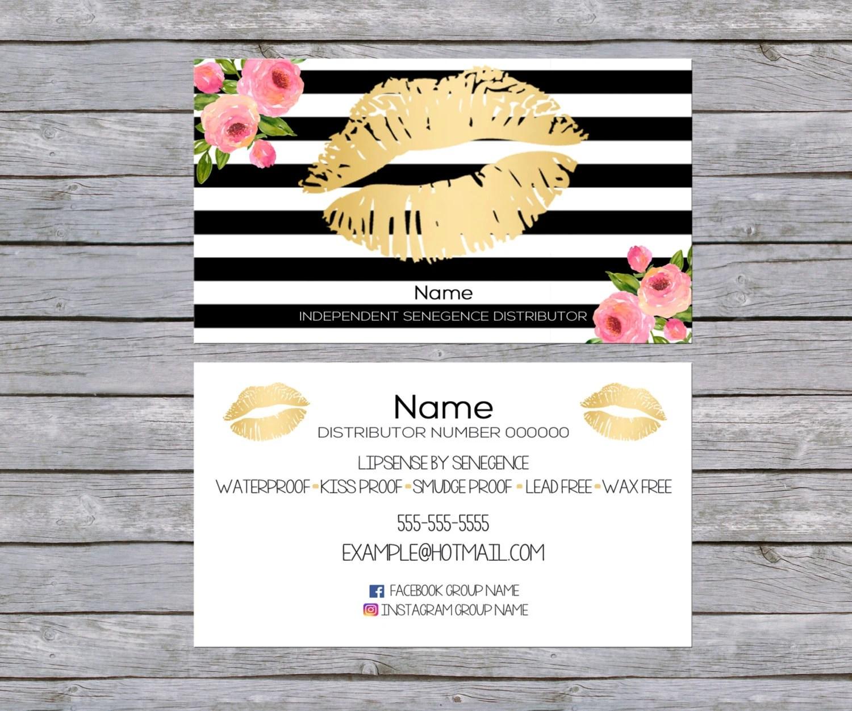 lipsense business cards - Goalgoodwinmetals - lipsense business card