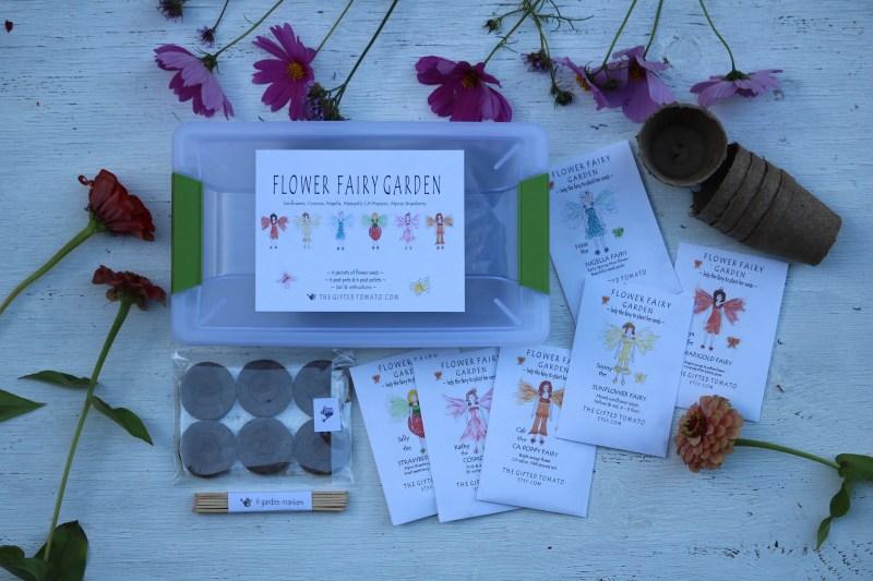 Large Of Kids Fairy Garden Kit