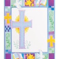 Christening napkins | Etsy