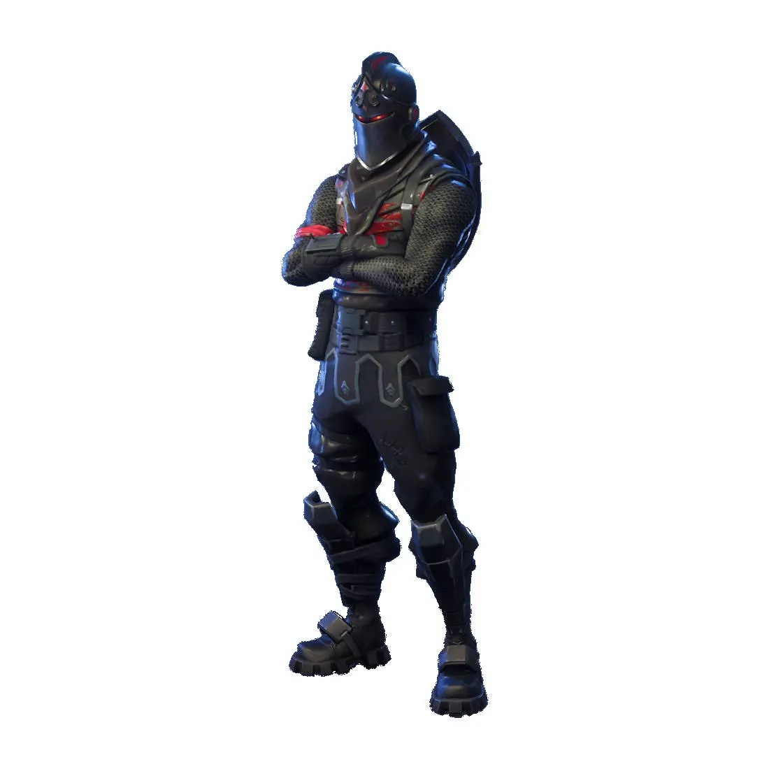 Iphone X Fortnite Wallpapers Fortnite Black Knight Character Skin Sticker