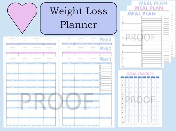 weight loss planners - Yelomdigitalsite