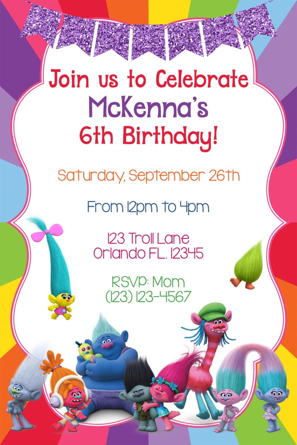 free e invitation cards for birthday