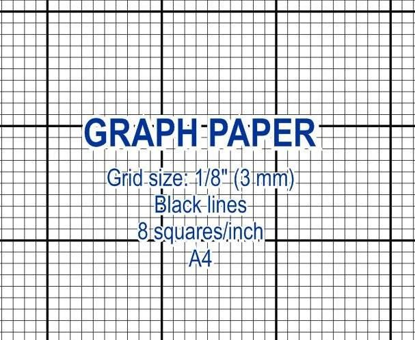 printable graph paper full sheet 3slufsluidsprekers