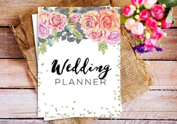 wedding binder cover - Selol-ink