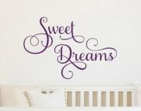 Dream wall decal | Etsy
