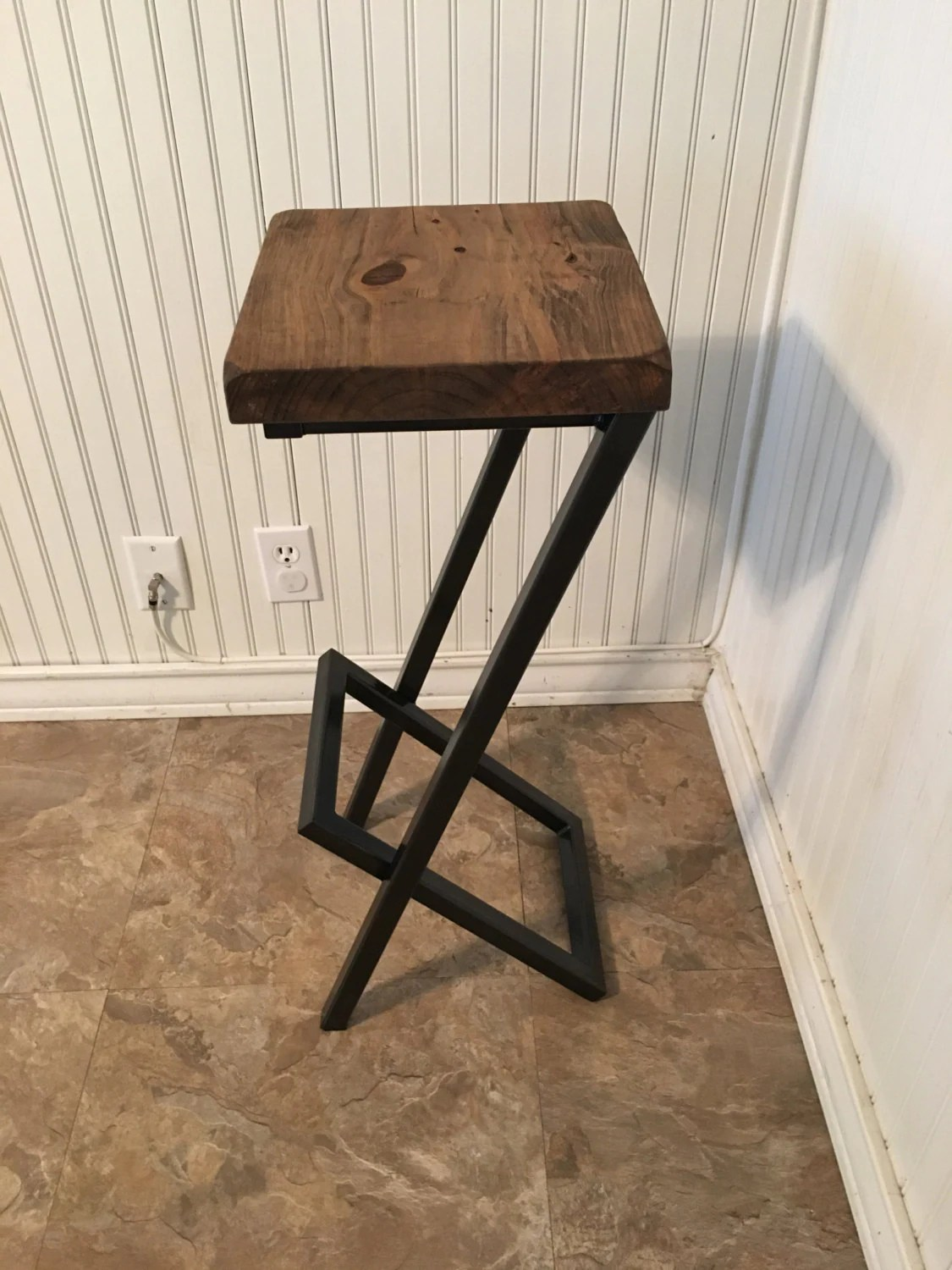 Modern Wood Counter Stool 25 Bar Stools Metal And Wood Bar Stool Modern Stool